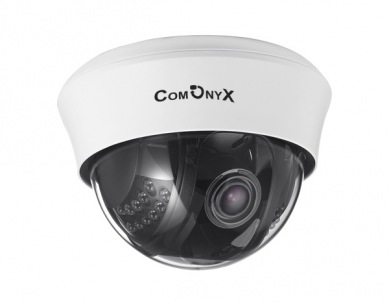 AHD купольная камера ComOnyx CO-DH02-003 вариофокальный объектив