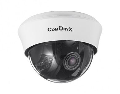 AHD купольная камера ComOnyx CO-DH02-007 вариофокальный объектив