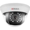 Купольная TVI видеокамера HiWatch DS-T101