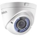 Купольная TVI видеокамера HiWatch DS-T119 вариофокальный объектив