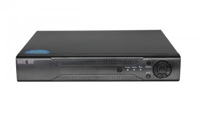 Видеорегистратор Sectec ST-AHD5004P на 4 камеры, запись видео FullHD