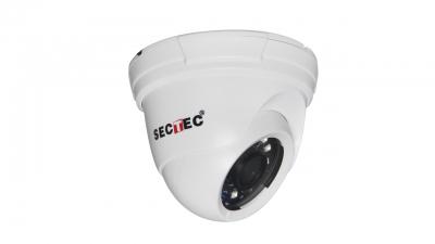 Купольная AHD камера Sectec ST-860HD4B-1M