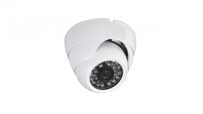 Купольная антивандальная металлическая камера ST-AHD758-5M