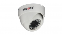 Купольная IP видеокамера Sectec ST-IP858MA-2.2M Audio