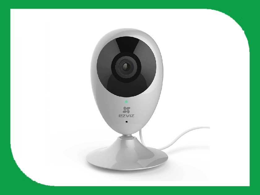 Поступление новых компактных видеокамер IZVIZ!